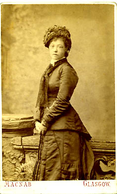 Early carte de visite